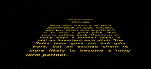 Star Wars Blog Opening Crawl (deleted 80c35ec9a68f20a8f85107a268904997)